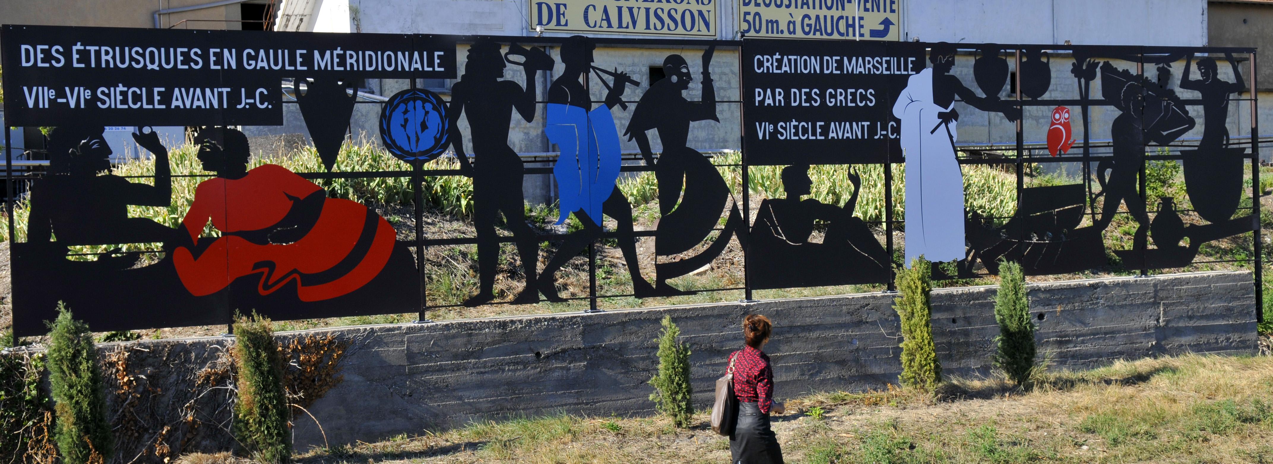 Vinopanorama, Calvisson